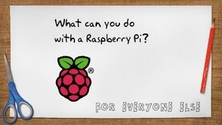 What can you do with a Raspberry Pi? What is a Raspberry Pi?