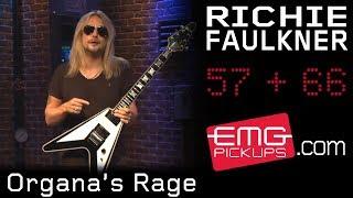 "Richie Faulkner performs ""Organas Rage"" on EMGtv"