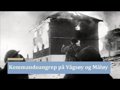 Kommandoangrep på Vågsøy og Måløy