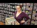 Capture de la vidéo Vinyl Records And Pick Up Lines?