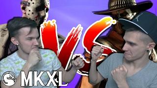 ЖИВЫЕ VS. НЕЧИСТЬ • Mortal Kombat XL
