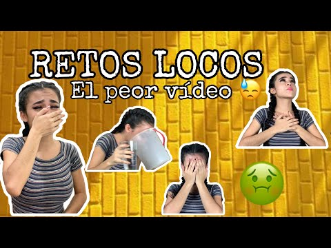 RETOS LOCOS/BRIELA RODRÍGUEZ