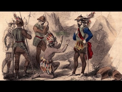 Documentary The Spanish conquest of the Inca Empire