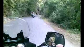 Gambar cover Moto Klub BEARS ride in the Osogovo mountains