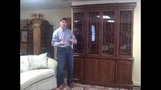 "Council Craftsman China Cabinet ""piece Of The Week"""