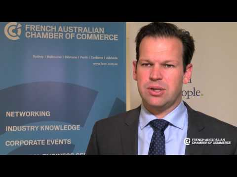 The Hon. Matthew Canavan, Minister for Resources and Northern Australia