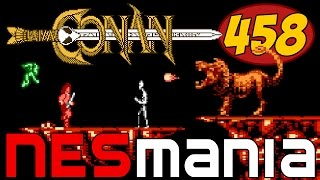 458/714 Conan: The Mysteries of Time - NESMania