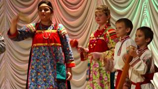 V Городской открытый фестиваль народного творчества «Таланты земли Московской» им. Б.Н.Терёхина