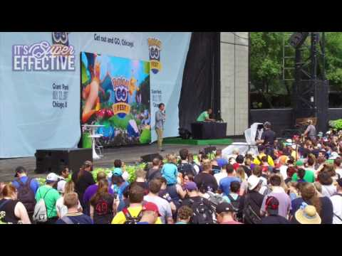 Download Youtube: Booing Niantic CEO at Pokémon GO Fest