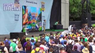 connectYoutube - Booing Niantic CEO at Pokémon GO Fest