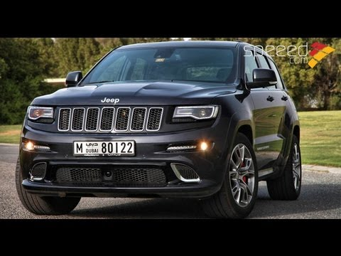 Jeep Grand Cherokee SRT8 - جيب غراند شيروكي اس ار تي 8 ...