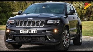 jeep grand cherokee srt8 جيب غراند شيروكي اس ار تي 8