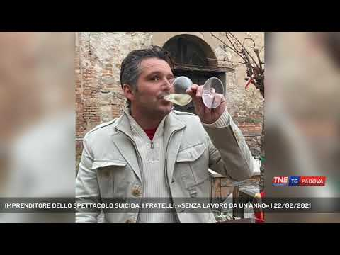 IMPRENDITORE DELLO SPETTACOLO SUICIDA, I FRATELLI: «SENZA LAVORO DA UN ANNO» | 22/02/2021