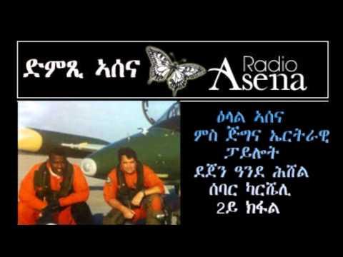 Voice of Assenna :Interview with Pilot-Prisoner Dejen Ande Hishel, Part 2 - Monday, 19 May, 2014