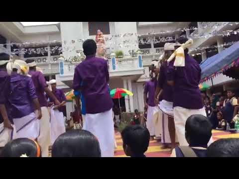 Ente Ammede Jimikki Kammal (dance Performance Onam ) Sjcemsp