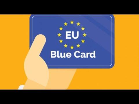EU Blue Card - работа в Австрии по Голубой Карте ЕС
