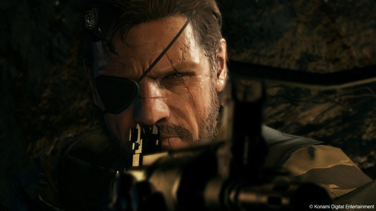 Top Big Boss Moments Metal Gear Solid V Ground Zeroes