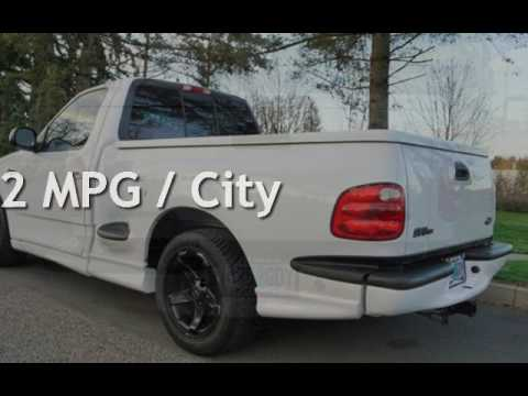 2001 Ford F-150 SVT Lightning Now Featured In Our Milwaukee .