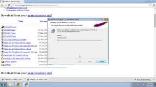 Host Multiple Websites on one Physical Server with Apache Virtual Hosting on Windows