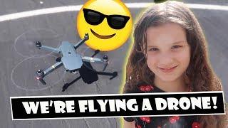 We re Flying a Drone  WK 379.5 Bratayley