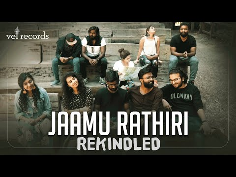 Jaamu Raathiri Rekindled - Kshana Kshanam Telugu Movie | MM Keeravani