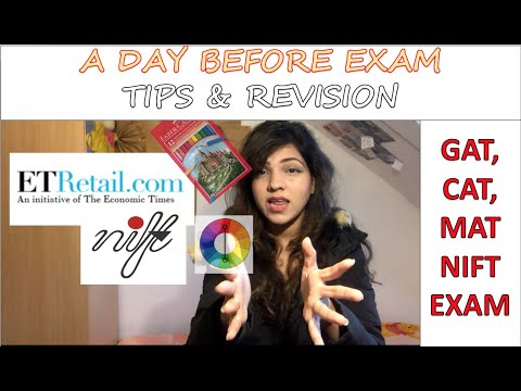 NIFT entrance exam preparation 2018, Online NIFT entrance exam CAT & GAT BEST tips & guide(2018)