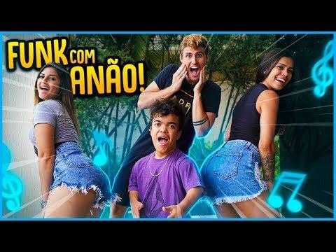 FUNK COM ANÃO!! - ANÕES VS GIGANTES [ REZENDE EVIL ]