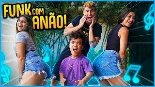 Baixar FUNK COM ANÃO!! - ANÕES VS GIGANTES [ REZENDE EVIL ]