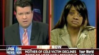 Mother of Cole Victim On Obama:I Voted for Him I Think I Made The Wrong Decision