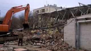 видео Демонтаж металлоконструкций