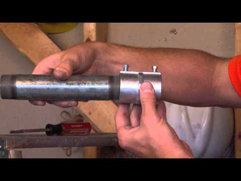 "1"" Zinc Plated Steel Set Screw Coupling: RSC-100"