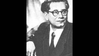 "Grigory Ginzburg  plays Chopin  Mazurka in A minor No. 50 ""Notre Temps"""