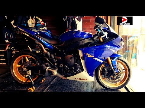 download Yamaha R1 with Toce Exhaust Walkaround #Bikes@Dinos