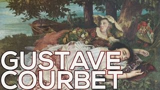 Gustave Courbet: A collection of 265 paintings (HD)
