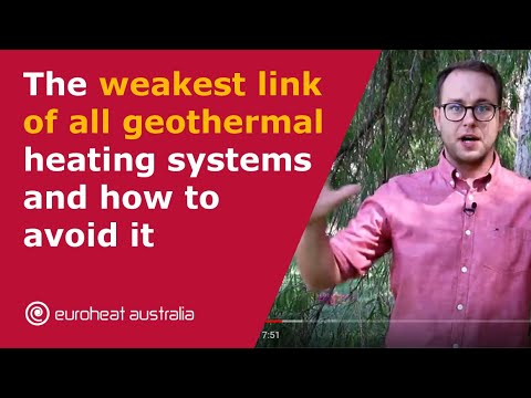 The Weakest Link Of All Geothermal Heating Systems And How To Avoid It