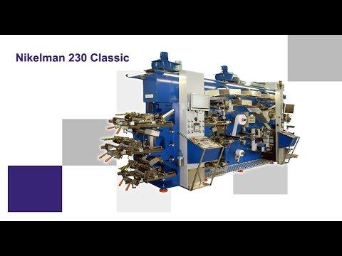 NIKELMAN - Nikelman® 6+6 Used Machine Since 2006 - Nifleks CC250 6+2