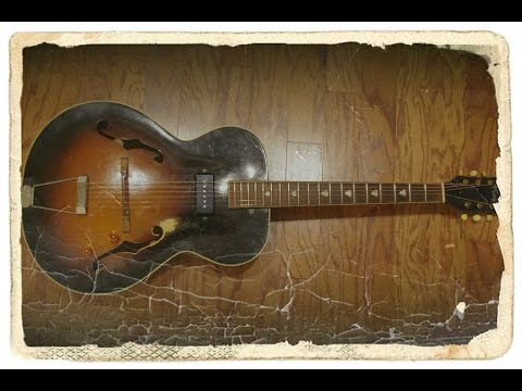 dating kay archtop