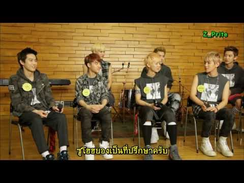 [ซับไทย] 130823 A Song For You | EXO - ซิ่วหมินคนสะอาด กับ ซูโฮซกมก?