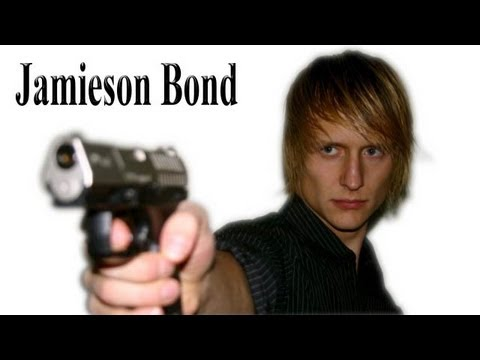 Jamieson Bond (Short Film)   KnightedKingdom
