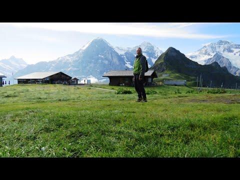 Switzerland - Mannlichen-Wengen-Lauterbrunnen - 2016