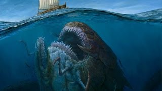 Die 4 Größten See Monster!