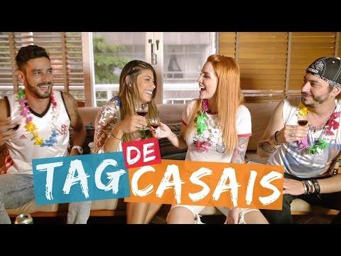 ÀS CLARAS DE VERÃO - TAG DE CASAIS ft. FRAN e DIEGO BBB14