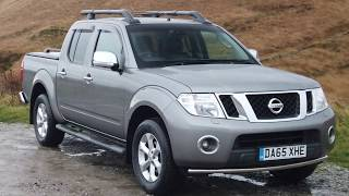Review and Virtual Video Test Drive In Our 2015 Nissan Navara 2 5 dCi Salomon Connect Premium Double