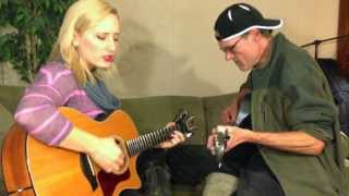 Roxie Randle & David G Smith - No One To Anybody (unplugged)