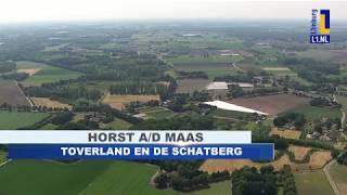 Limburg van Boven: Horst aan de Maas, met Toverland en de Schatberg