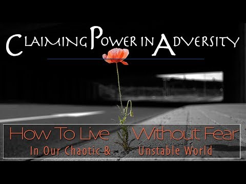 Feeling Powerless - Guidance using Inner Reconciliation