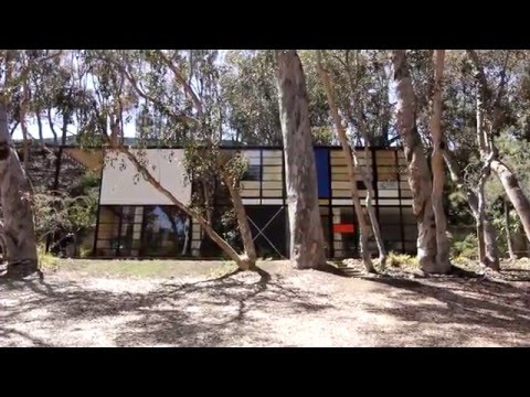 A Visit to the Eames House