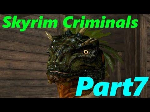 【ゆっくり実況】Skyrim Criminals Part7悪そうな協力者