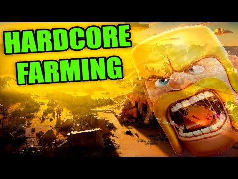Hard-core Farming !! 😎 Lets do it...