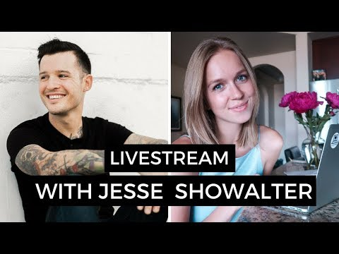 Front-End Development and UX Design with Jesse Showalter